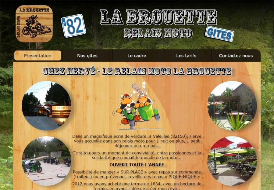 apercu site labrouette82 Vitrine @rt'